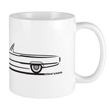 1964 Ford Thunderbird Convertible Mug