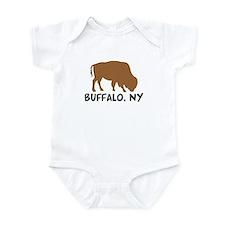 Buffalo, NY Infant Bodysuit