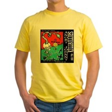 ...and they shall take up serpents... T-Shirt