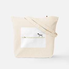 Liver Tick GSP on Chukar Tote Bag