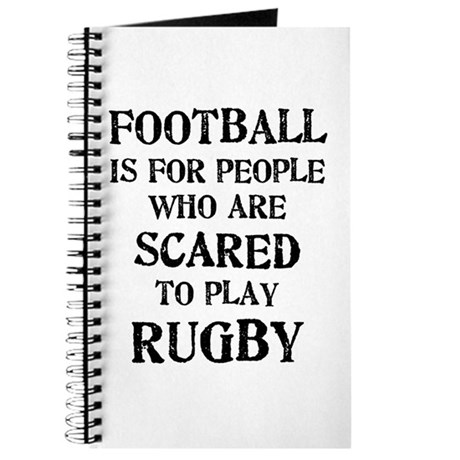 Rugby vs. Football 2 Journal