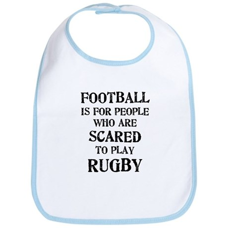 Rugby vs. Football 2 Bib