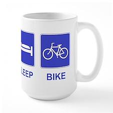 Eat Sleep Ride Mug