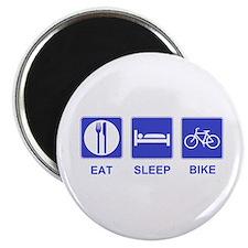 """Eat Sleep Ride 2.25"""" Magnet (10 pack)"""