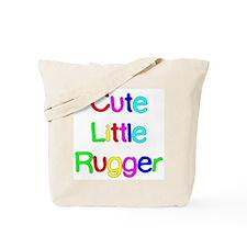 Cute Little Rugger Tote Bag