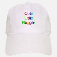 Cute Little Rugger Baseball Baseball Cap