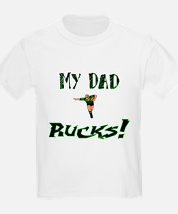 My Dad Rucks T-Shirt