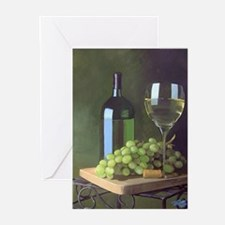 Unique The vineyard Greeting Cards (Pk of 10)
