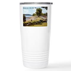 Greetings from Lake City Travel Mug