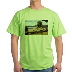 Greetings from Lake City T-Shirt