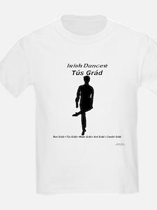 Boy Tús Grád - T-Shirt