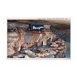 Mystery Cave Mini Poster Print