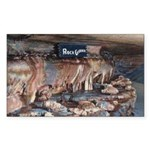 Mystery Cave Rectangle Sticker 10 pk)
