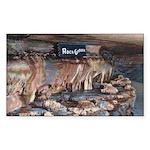 Mystery Cave Rectangle Sticker 50 pk)