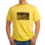 Mystery Cave Yellow T-Shirt