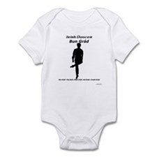 Boy Bun Grád - Infant Bodysuit