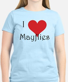 I Love Mayflies - T-Shirt