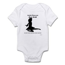 Girl Bun Grád - Infant Bodysuit