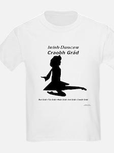Girl Craobh Grád - T-Shirt
