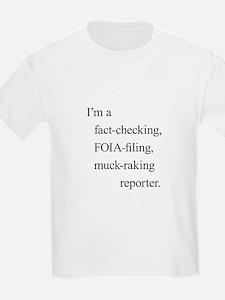 I'm a reporter T-Shirt