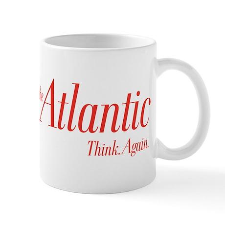Atlantic Red Logo Mug
