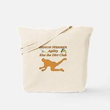 Kiss The Dirt Club Tote Bag