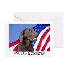 For Lab & Country Greeting Cards (Pk of 10)