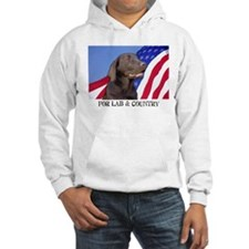 For Lab & Country Hoodie