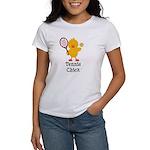 Tennis Chick Women's T-Shirt