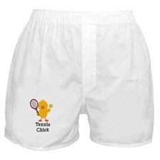 Tennis Chick Boxer Shorts