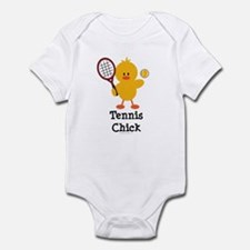 Tennis Chick Onesie