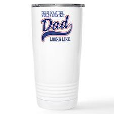 World's Greatest Dad Travel Mug