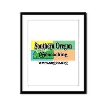 sogeo Framed Panel Print