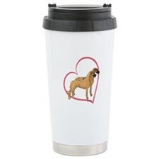 NBrNF Stand Heartline Travel Mug