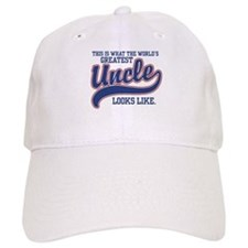 World's Greatest Uncle Baseball Cap