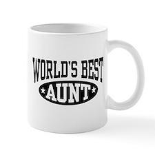 World's Best Aunt Mug