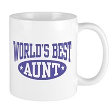 World's Best Aunt Mug