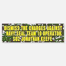 Dismiss Navy Seals Bumper Bumper Bumper Sticker