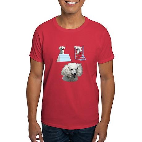 Run Poodle Run Dark T-Shirt