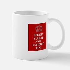 Keep Calm and Freak Out Mug