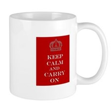 Keep Calm and Freak Out Mug
