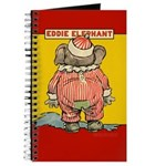 Behind EDDIE ELEPHANT Journal