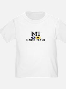Marco Island FL - Nautical Flags Design Tod