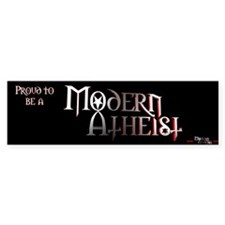 Proud to be a Modern Atheist
