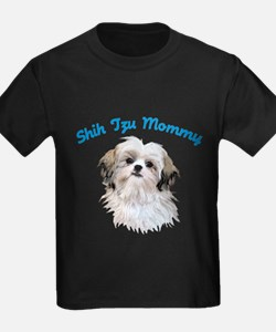 Shih Tzu Mommy T