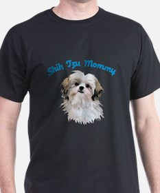 Shih Tzu Mommy T-Shirt