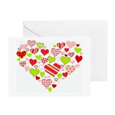 Heart of Hearts Greeting Cards (Pk of 10)