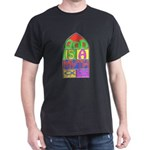 God Is A Myth Black T-Shirt