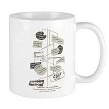 Jazz At The Philharmonic Small Mug