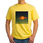 DEC 14TH DAY#348. PRAYER ? Yellow T-Shirt
